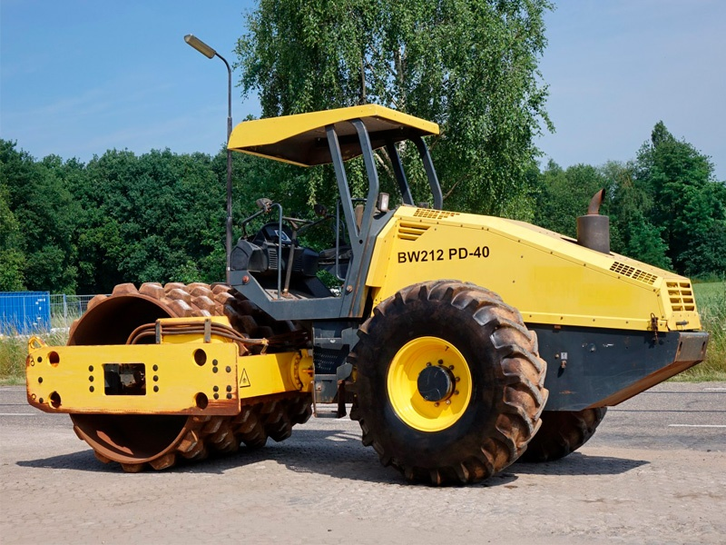 Bomag BW 212 PD 40