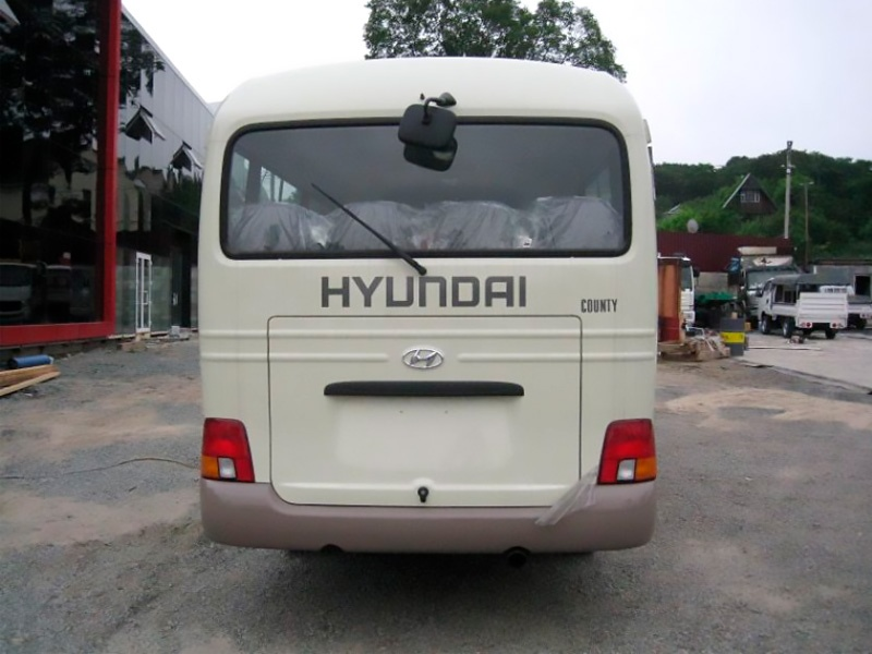 HYUNDAI COUNTY класс A